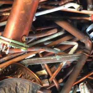 Kupferschrott: Altmetall & Schrott